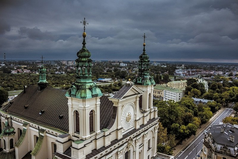 Archikatedra św. Jana Chrzciciela w Lublinie