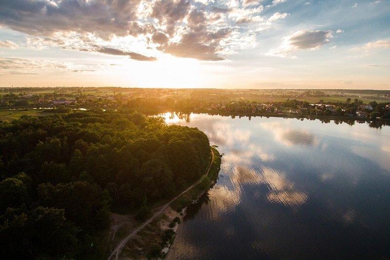 Zalew Zemborzycki w Lublinie