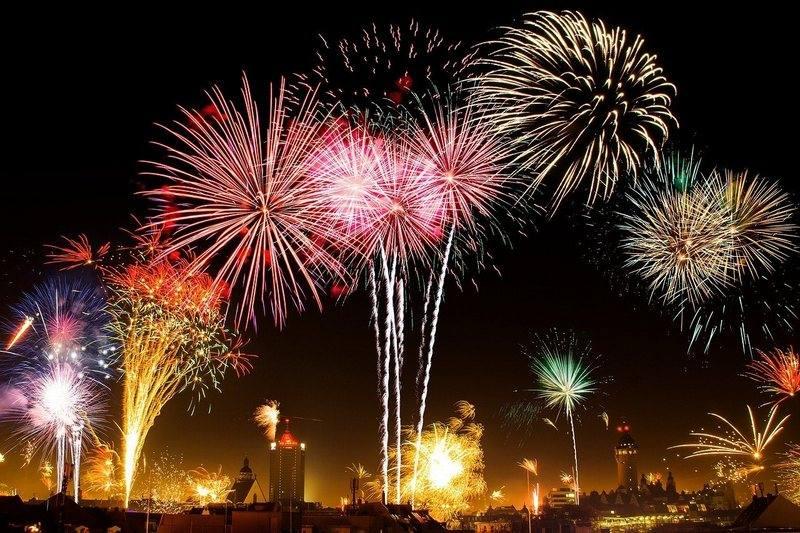 Świętowanie nowego roku