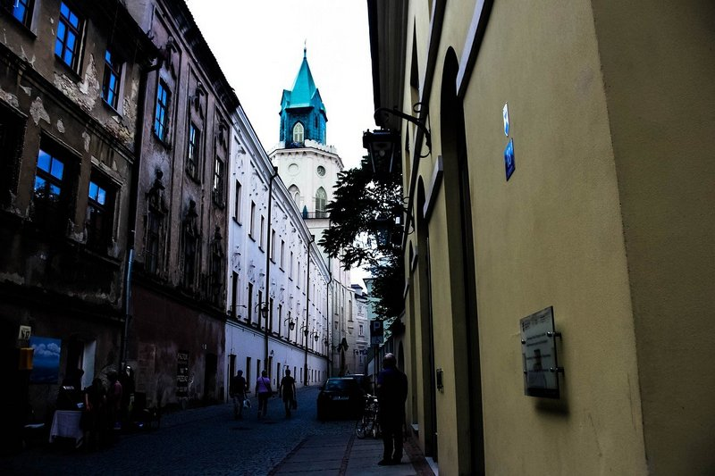 Uliczka Lublina