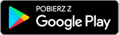 Przycisk pobierania aplikacji Eko Taxi z Google Play