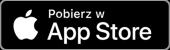Przycisk pobierania aplikacji Eko Taxi z App Store